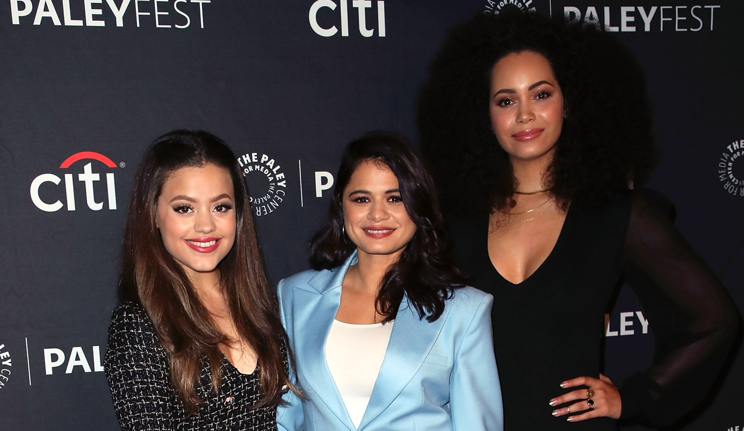 Sarah Jeffery Joins 'Charmed' Cast at PaleyFest Preview ...