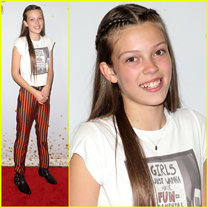AGT's Courtney Hadwin Dishes On Which Other Act She's Gotten Super Close With
