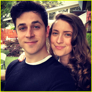 David Henrie Expecting First Child with Wife Maria Cahill
