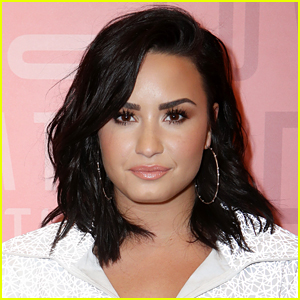 Demi Lovato Publicly Spotted For First Time During Rehab Stay