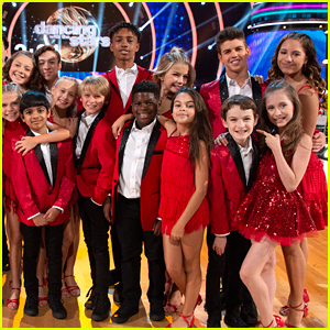 'DWTS' Introduces Full 'Dancing With The Stars Juniors' Cast With Red Hot Performance - Watch Now!