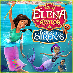Gina Rodriguez & Prince Royce Guest Star in 'Elena of Avalor: Song of the Sirenas' TV Movie!