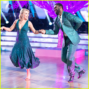 Evanna Lynch Shares The Inspiring Words She Got From Partner Keo Motsepe After 'DWTS' Debut
