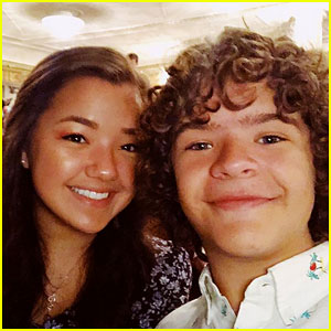 Gaten Matarazzo Dishes on His & Girlfriend Lizzy Yu's Date Nights at Home!