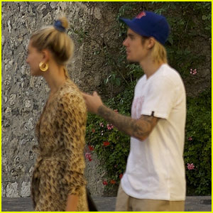 Justin Bieber & Hailey Baldwin Enjoy Romantic Italian Getaway