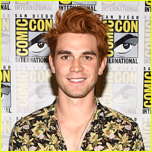 KJ Apa Says It's Hard To Do Other Projects Because of 'Riverdale' Schedule