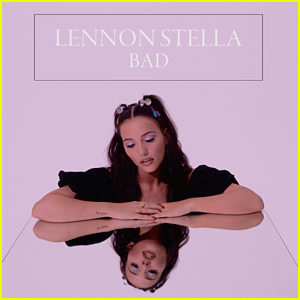 Lennon Stella Drops Official Video For Single 'Bad' - Watch Now!