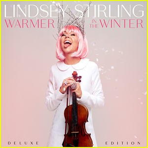 Lindsey Stirling To Release 'Warmer In The Winter' Deluxe Edition & Announces New Holiday Tour
