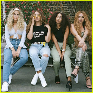 Little Mix's Fans Are Confused & Excited All At Once About Their Latest Tweet