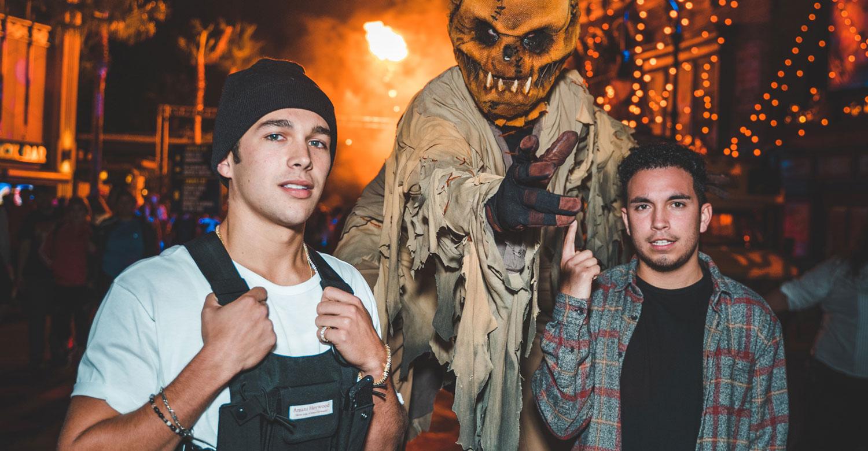 Austin Mahone Wants to Work at Universal Studios' 'Halloween Horror Nights!'