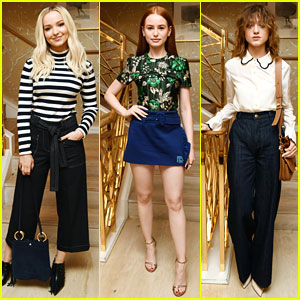 Dove Cameron, Madelaine Petsch, & Natalia Dyer Celebrate Women to Watch