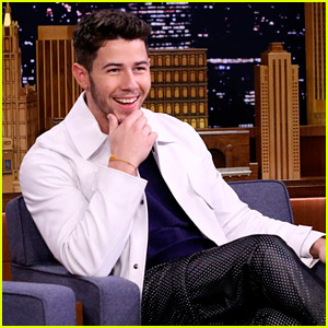 Nick Jonas Tells Jimmy Fallon All About His Engagement!