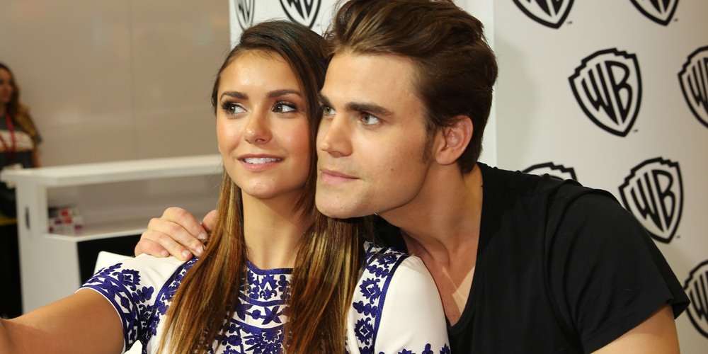 Nina dobrev and paul wesley dating 2018