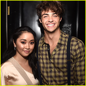 Noah Centineo Talks His Friendship With Lana Condor: 'We Really Care About Each Other'