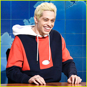 Pete Davidson Says He's 'Totally Comfortable' Being with Successful Fiancee Ariana Grande