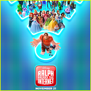 There Are Tons of 'Obscure References' In 'Ralph Breaks The Internet' - Watch The New Trailer Now!
