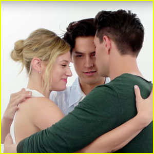 'Riverdale' Cast Gushes About Each Other While Doing Friendship Exercises (Video)