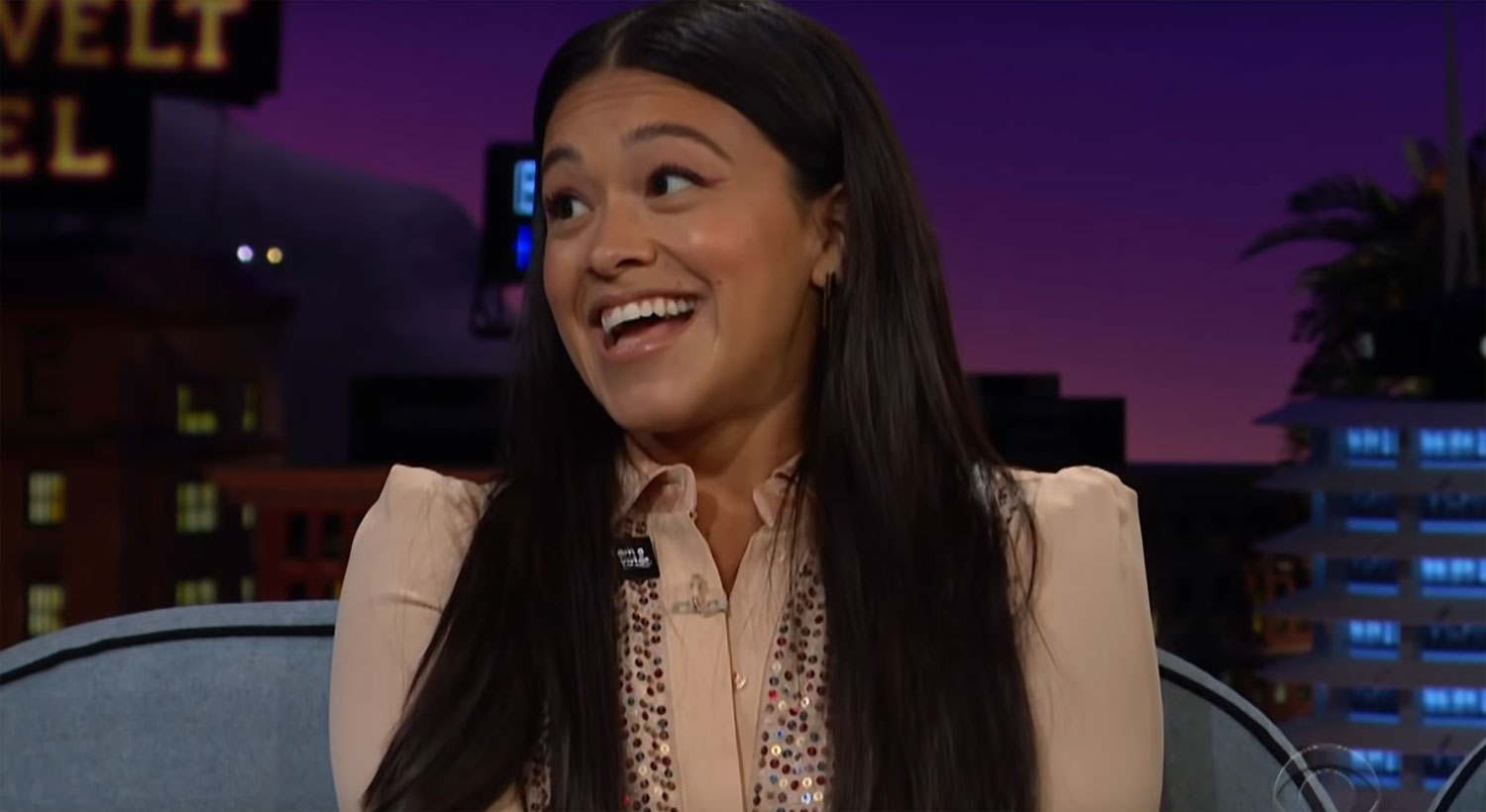 Gina Rodriguez's Sisters Played a 'Cruel' Prank on Her!