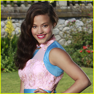 Sarah Jeffery Can't Really Say Anything About Audrey in 'Descendants 3'