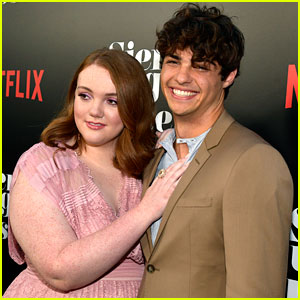 Shannon Purser 'Lightly Stalked' Noah Centineo Before Filming 'Sierra Burgess Is a Loser'