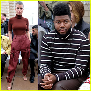 Sofia Richie & Khalid Team Up for 3.1 Phillip Lim's Fashion Show