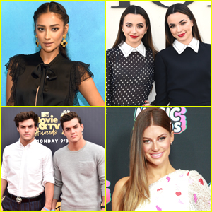 Shay Mitchell, Merrell Twins & More Up For 2018 Streamy Awards - Full Nominations List!