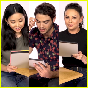 'To All The Boys I've Loved Before' Write Letters To Themselves, Just Like Lara Jean