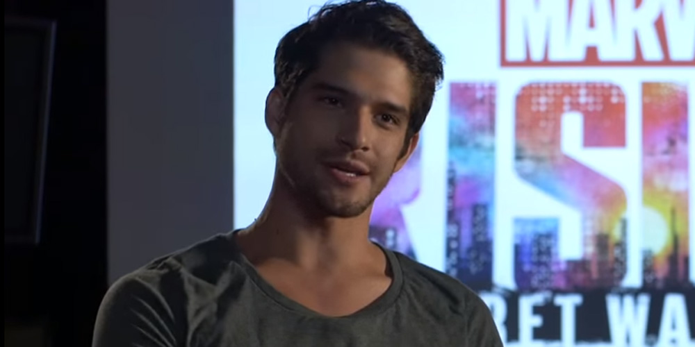 Tyler Posey Talks All About His 'Marvel Rising' Character Inferno In New Featurette – Watch Here!
