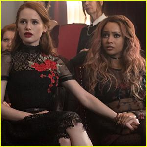 Vanessa Morgan Spills Choni Details For 'Riverdale' Season 3