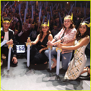 Aimee Carrero, Karen Fukuhara & Marcus Scribner Premiere First 'She-Ra' Trailer at New York Comic Con 2018 - Watch!