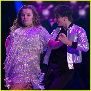 DWTS Juniors: Honey Boo Boo Brings Sass To Her Cha Cha with Tristan Ianiero - Watch Now!