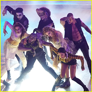 Allison Holker Returns To 'Dancing With The Stars' For Special Halloween Night Performance - Watch Here!