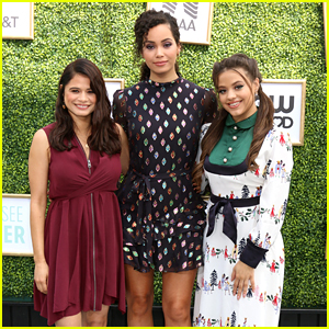 Sarah Jeffery Reveals 'Charmed' Set Secrets About Premiere Episode