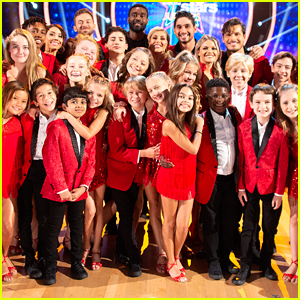 Who Went Home On Dancing With The Stars Juniors Week 1 Find Out