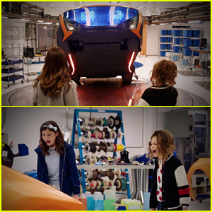 The Car Comes Alive in Disney Channel's First 'Fast Layne' Teaser - Watch Now!