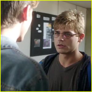 Garrett Clayton Is Bullied by Jordan Doww in 'Reach' Clip (Exclusive)