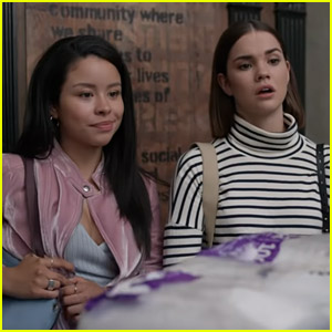 Callie & Mariana Arrive at Coterie in First Look Clip From 'Good Trouble'