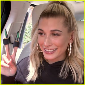 Kendall Jenner Gives Hailey Baldwin a Lie Detector Test - Watch a Preview!