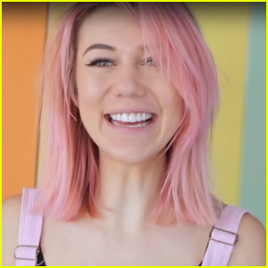 Jessie Paege Totally Switches Up Her Hairstyle!