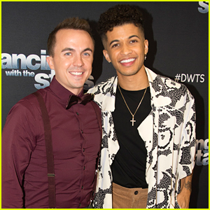 Jordan Fisher & Frankie Muniz Perform With 'DWTS Juniors' Pros on 'DWTS'