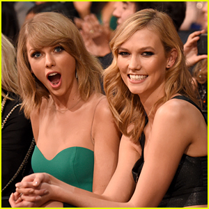 Karlie Kloss Says She & Taylor Swift Are Still Friends