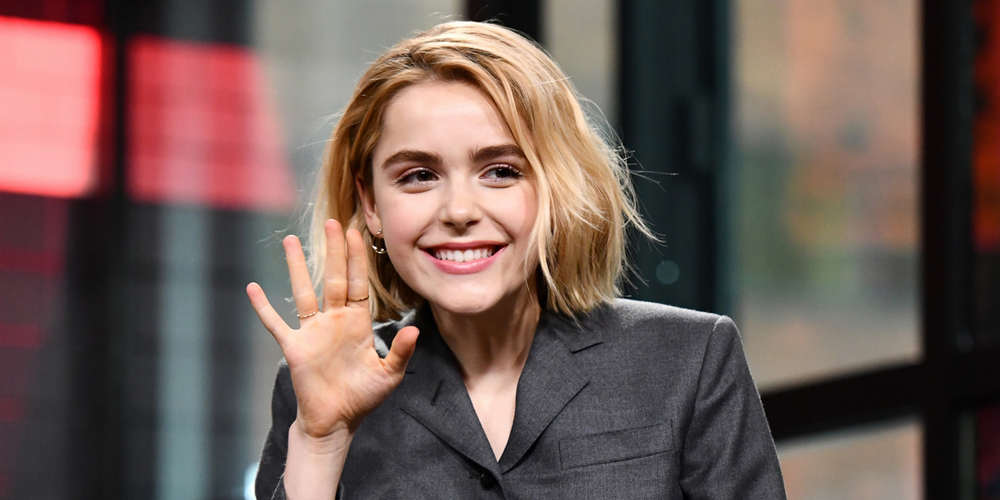 Kiernan Shipka Dishes On Her Sabrina Spellman Being A