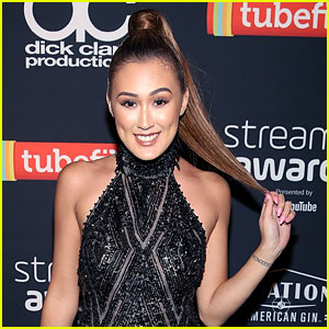 LaurDIY Transforms Into Ariana Grande's 'Dangerous Woman' at Halloween Party!