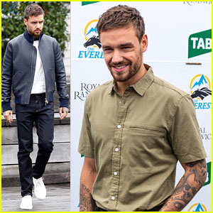 Liam Payne Returns to 'The X Factor UK' | Liam Payne | Just Jared Jr