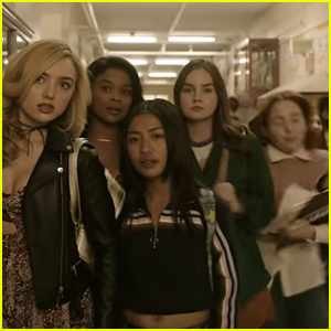 Peyton List & Ajiona Alexus's New Series 'Light as a Feather' Trailer Gives Us The Spooks - Watch Now!