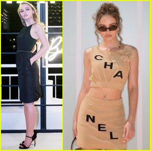 Lily-Rose Depp Represents 'Chanel' at Fashion Show in Thailand!