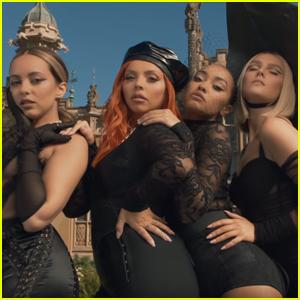 Little Mix Heads to Finishing School in 'Woman Like Me' Video - Watch Now!