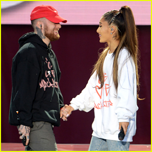 Ariana Grande Honors the Memory of Mac Miller on Her Instagram