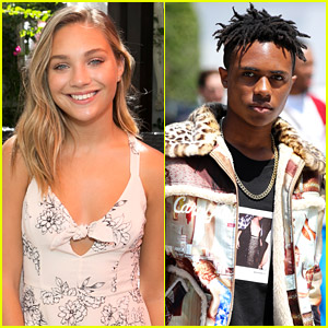 Maddie Ziegler & Kailand Morris Are Rumored To Be Dating (Report