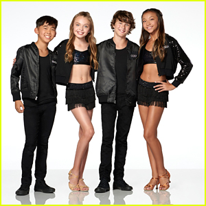 Who Is In The 'DWTS Juniors' Troupe? Meet The Talented Foursome Here!